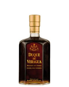 Álvaro Domecq, Duque de Veragua Solera Gran Reserva