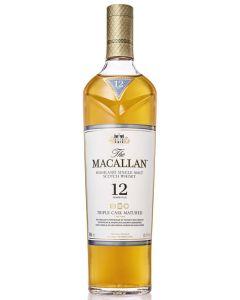 The Macallan, Triple Cask 12 Años