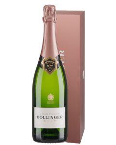 Bollinger, Brut Rosé con Estuche Magnum