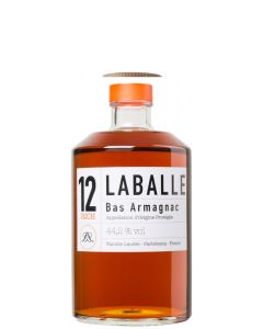 Château Laballe, Armagnac 12 Años Rich