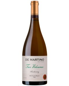 De Martino, Single Vineyard Tres Volcanes Chardonnay 2017