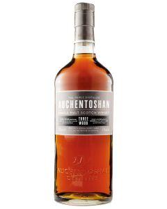 Auchentoshan Distillery, Three Wood