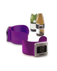Pulltex, Bottle Termomether (Purple)