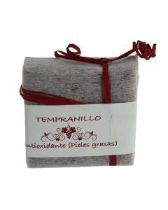 Jabón de Vino, Tempranillo (Antioxidante, Pieles Grasas)