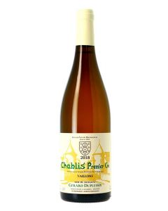 Chablis Lilian Duplessis, Vaillons, 2018