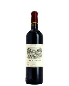 Carruades de Lafite, 2nd vin du Château Lafite-Rothschild, 2015