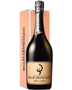 Billecart-Salmon, Brut Rosé, avec étui