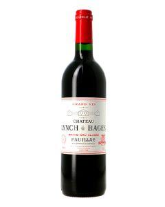 Château Lynch Bages, 5eme Cru Classe, 1999