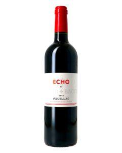 Echo de Lynch Bages, 2nd vin du Château Lynch-Bages, 2014