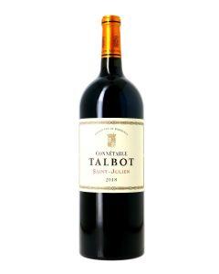 Connétable Talbot, 2018