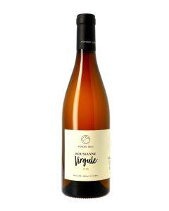 Vignoble Deleu, Roussanne, virgule, 2020