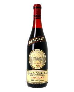 Amarone della Valpolicella DOC Bertani Classico 1972