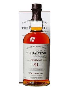 The Balvenie, 21 Years Port Wood
