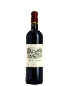 Carruades de Lafite, 2nd vin du Château Lafite Rothschild, 2018