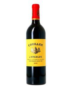 Le Carillon de l'Angélus, 2nd vin du Château Angélus, 2018