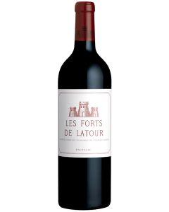 Château Latour, Les Forts de Latour 2012