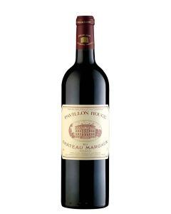 Pavillon Rouge, 2nd vin du Château Margaux, 2018