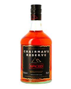 Chairman's, El Reventon, Spiced Rhum