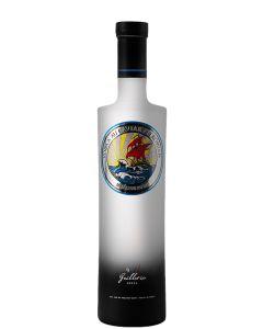 Guillotine, Vodka au caviar Petrossian
