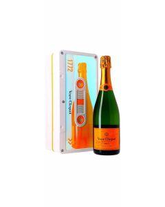 Champagne Veuve Clicquot Ponsardin, Tape