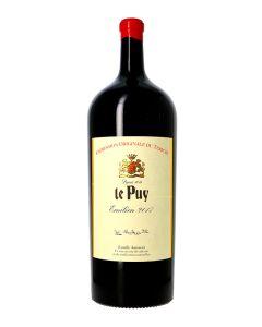 Francs-Côtes de Bordeaux Château Le Puy Emilien 2017 Rouge 12 litres