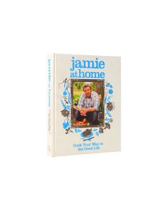 Jamie at Home - Cook your way to good life Jamie Oliver  LG: Anglais