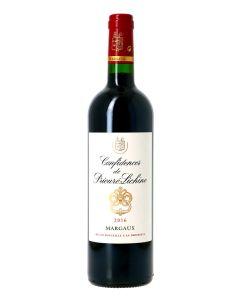 Confidences de Prieuré-Lichine, 2nd vin du Château Prieuré Lichine, 2016
