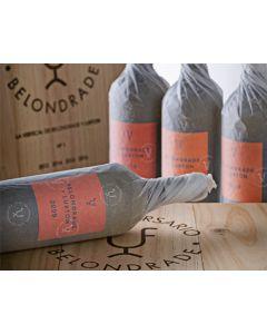 Belondrade, Estuche Vertical 4 botellas (2009, 2010, 2011 y 2012)