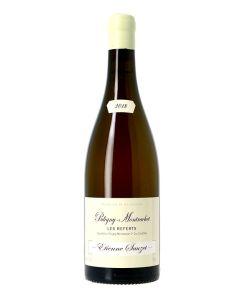 Puligny-Montrachet Etienne Sauzet Les Referts 2018 Blanc 0,75