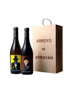 Cofre Arroyo de Arrayán