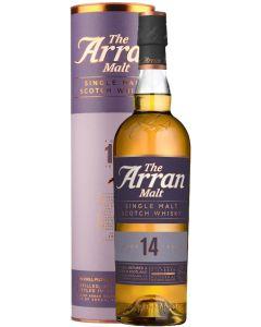 The Arran, Single Malt 14 Años