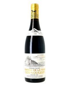 Clos Vougeot Château de la Tour Vieilles Vignes 2018 Rouge 0,75
