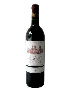 Les Pagodes de Cos, 2nd vin du Château Cos d'Estournel, 2018