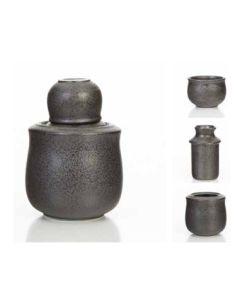 Yukan set : céramique pour chauffer le saké