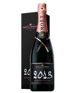 Moët & Chandon, Grand Vintage Rosé con estuche 2013