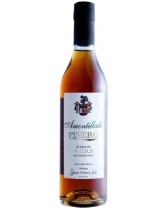 Juan Piñero, Amontillado VORS 0,50 L