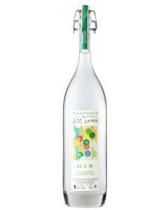 Distillerie du Petit Grain, Gin aux agrumes de Christophe de Comes