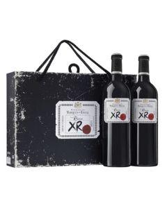 Marqués de Riscal Cofre 2 botellas XR 2016