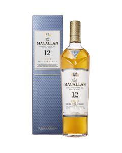 The Macallan, 12 ans triple cask matured