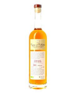 Cognac  Fins Bois Jean Grosperrin  EO 2001 0,7 ALC 50,6