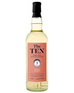 Edradour, The Ten Collection Nº 5 Medium Sherry