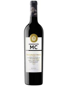 Marqués de Cáceres, Generación MC 2018