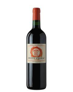 Petit Figeac, 2nd vin du Château Figeac, 2014
