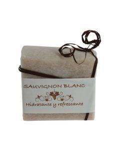 Jabón de Vino, Sauvignon Blanc (Hidratante, Refrescante)