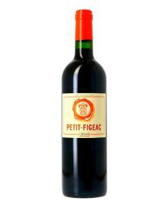 Petit Figeac, 2nd vin du Château Figeac, 2018