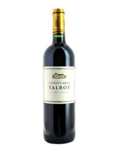 Connétable de Talbot, 2nd vin du Château Talbot, 2018