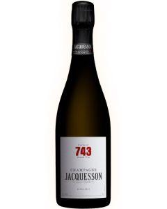 Champagne Jacquesson, Cuvée 743