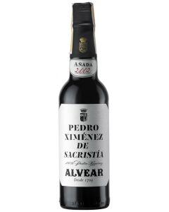 Alvear, Pedro Ximénez Sacristía 2002 0,375L
