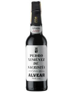 Alvear, Pedro Ximénez Sacristía 2004 0,375L