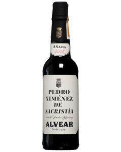 Alvear, Pedro Ximénez Sacristía 2008 0,375L